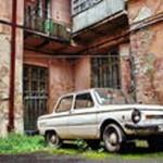 communist family sedan